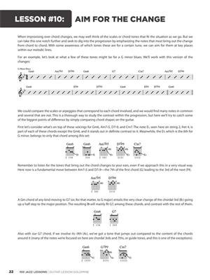 100 Jazz Lessons