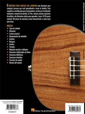 Hal Leonard Ukulele Method: Book 1 : Ukulele