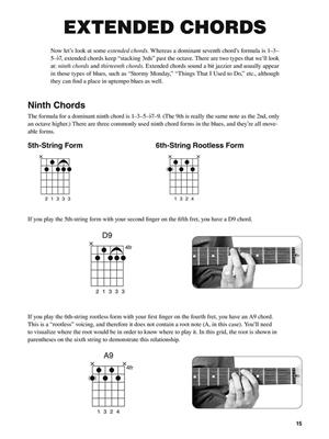 Blues Guitar Chords: Learn the Essential Chords: Guitar or Lute