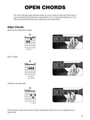 Acoustic Guitar Chords: Guitar or Lute