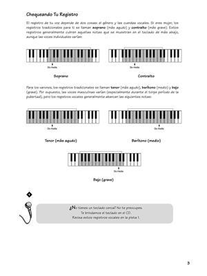 FastTrack - Cantante 1 (ESP): Vocal