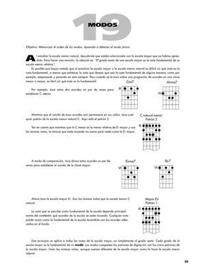 Guitarra Ejercicios de Diapason (ESP): Guitar or Lute