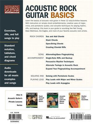 Acoustic Rock Guitar Basics: Guitar or Lute