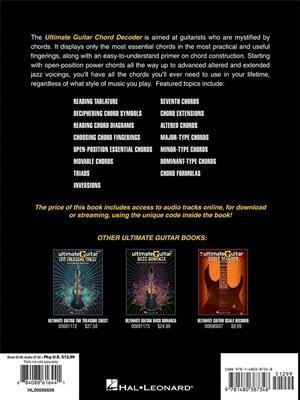 Ultimate-Guitar Chord Decoder: Guitar or Lute