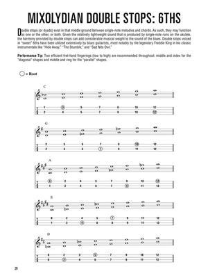 Hal Leonard Blues Ukulele: Learn to Play Blues: Ukulele