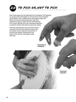 101 Five-String Banjo Tips: Banjo