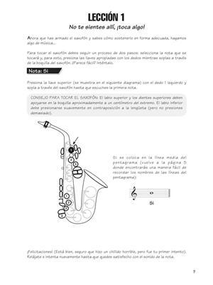 Fast Track - Saxofon 1 (ESP): Alto Saxophone
