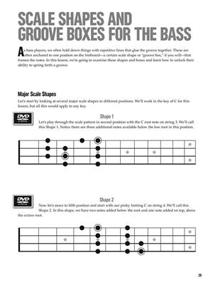 At A Glance: Bass Fretboard Theory