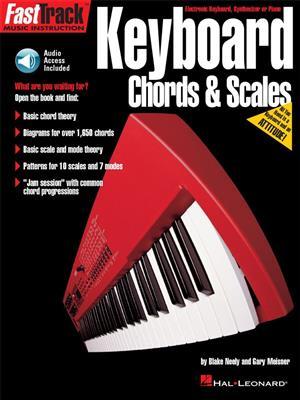 FastTrack - Keyboard - Chords & Scales (US)