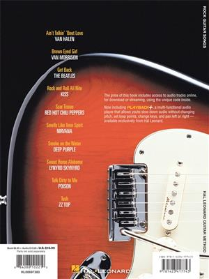 Rock Guitar Songs: Guitar or Lute