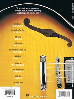 Blues Guitar Songs: Guitar Solo