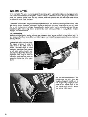 Guitar Techniques (Book And CD): Guitar or Lute