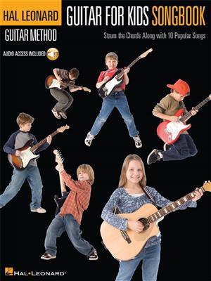 Hal Leonard Guitar For Kids Songbook