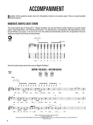 Hal Leonard Rockabilly Guitar Method: Guitar Solo