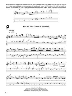 Hal Leonard Rockabilly Guitar Method: Guitar Solo