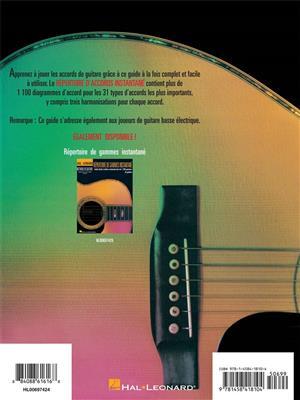 Répertoire D'Accords Instantané - Seconde Édition: Guitar or Lute
