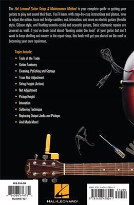 Chad Johnson: Guitar Set Up & Maintenance