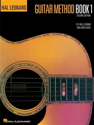 Hal Leonard Guitar Method Book 1: Guitar or Lute