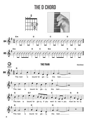 Hal Leonard Guitar Method Book 1 (2nd editon): Guitar or Lute