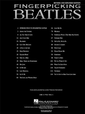 The Beatles: Fingerpicking Beatles - Revised & Expanded Edition: Guitar