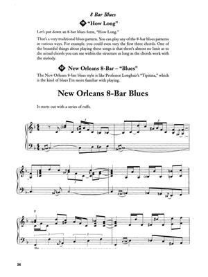 Dr. John Teaches New Orleans Piano - Volume 1