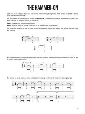 Book 1 - Banjo Technique