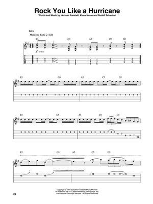 Hard Rock: Guitar