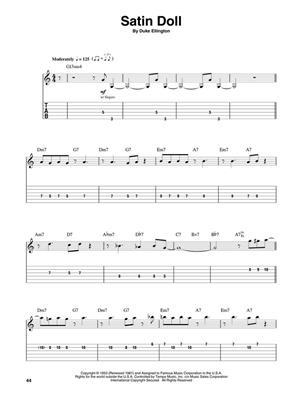 Jazz: Guitar or Lute