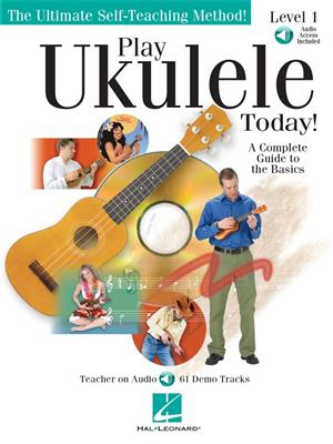 Play Ukulele Today! Level 1