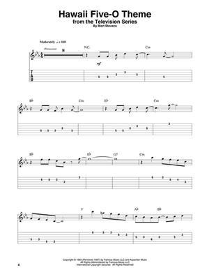 TV Themes: Guitar