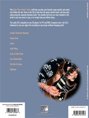 Stevie Ray Vaughan: Stevie Ray Vaughan: Guitar