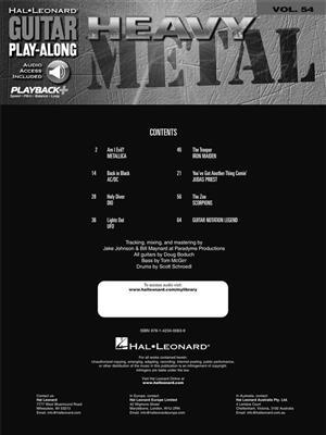 Heavy Metal: Guitar or Lute