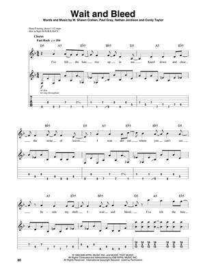 Slipknot: Slipknot: Guitar or Lute