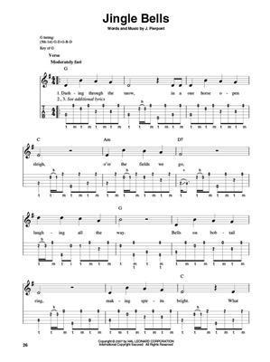 Christmas Songs For Banjo: Arr. (Jim Schustedt): Banjo