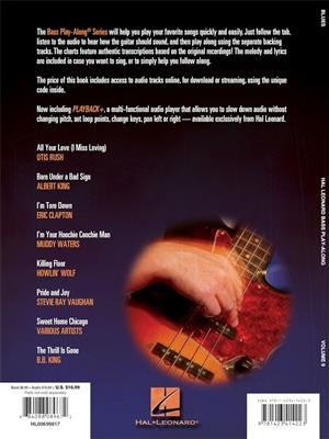 Blues: Bass Guitar