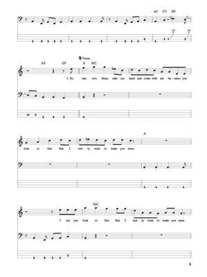 Mainstream Rock: Bass Guitar
