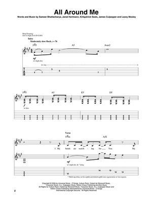 Christian Rock : Guitar