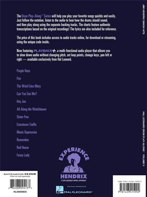 Jimi Hendrix: Jimi Hendrix Experience: Smash Hits Vol. 2: Drum Kit