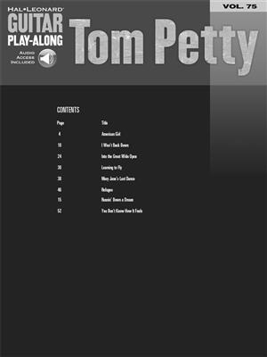 Tom Petty: Tom Petty: Guitar