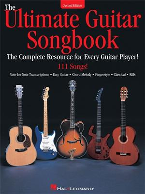 The Ultimate Guitar Songbook - Second Edition: Guitar or Lute