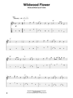 Bluegrass: Guitar