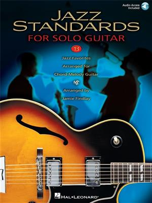 Jazz Standards for Solo Guitar: Guitar