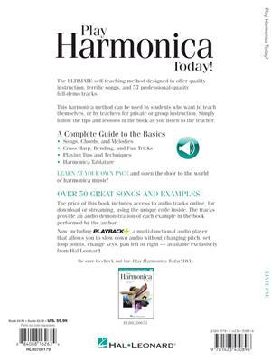 Play Harmonica Today! Level 1