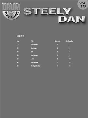 Steely Dan: Steely Dan: Drums