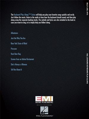 Billy Joel: Billy Joel Hits: Electric Keyboard