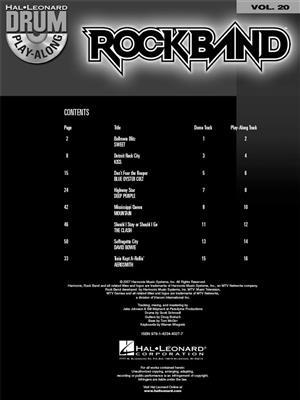 Rock Band : Drum Kit