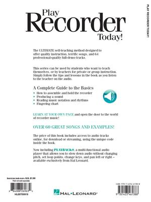 Play Recorder Today!