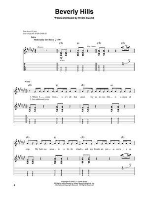 Weezer: Weezer : Guitar