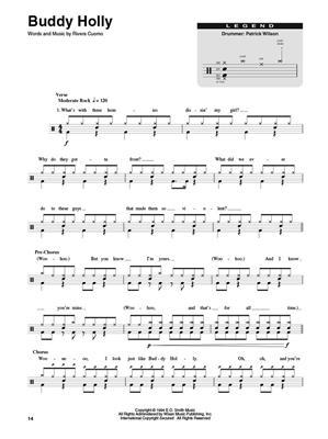 Weezer: Weezer: Drum Kit