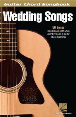 Guitar Chord Songbook: Wedding Songs: Guitar